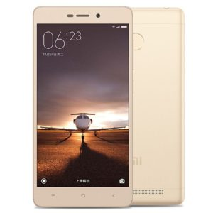 Redmi3Gold