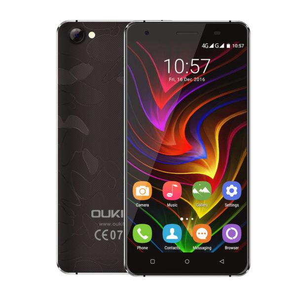 Смартфон Oukitel C5 Pro (Черный)