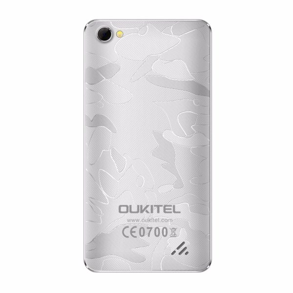 Смартфон Oukitel C5 Pro (Серебро)