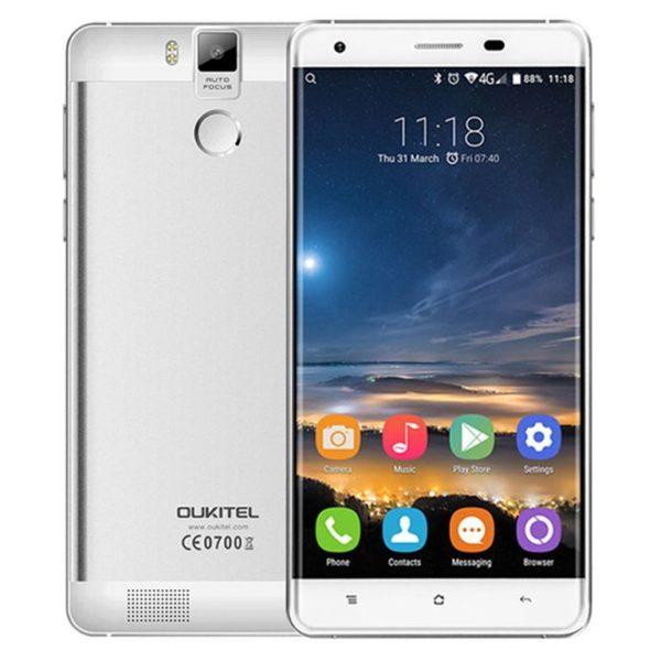Oukitel K6000 Pro Белый