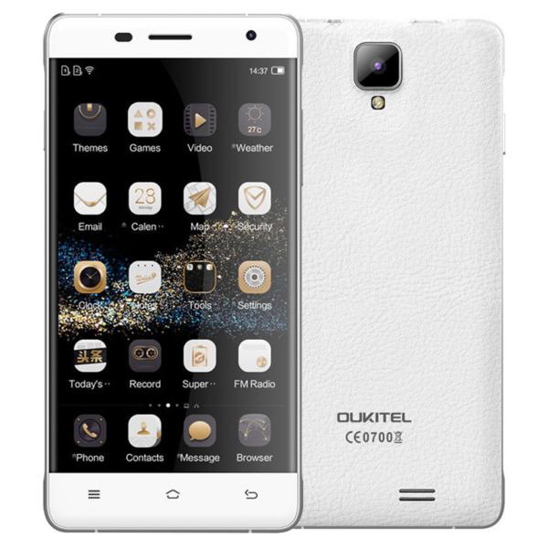 Oukitel K4000 Pro Белый