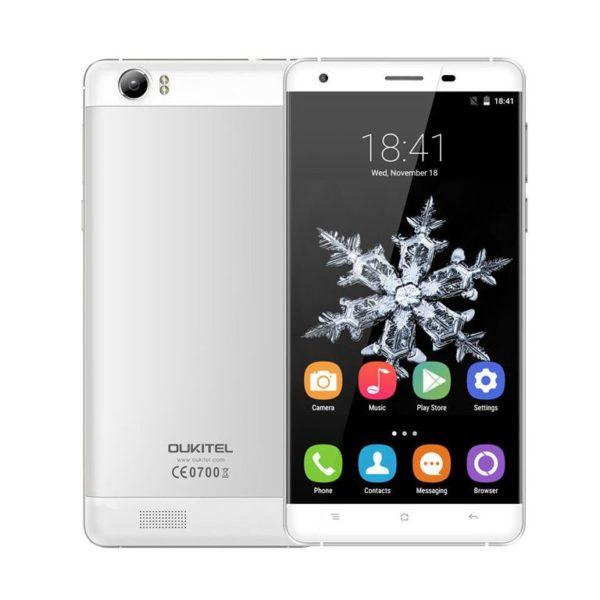 Oukitel K6000 Белый