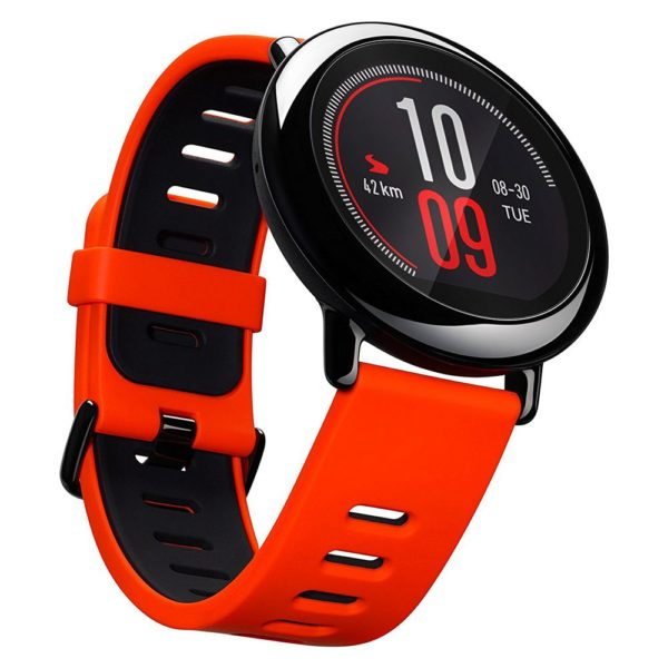 Умные часы Xiaomi Amazfit Sport Smartwatch (Red)