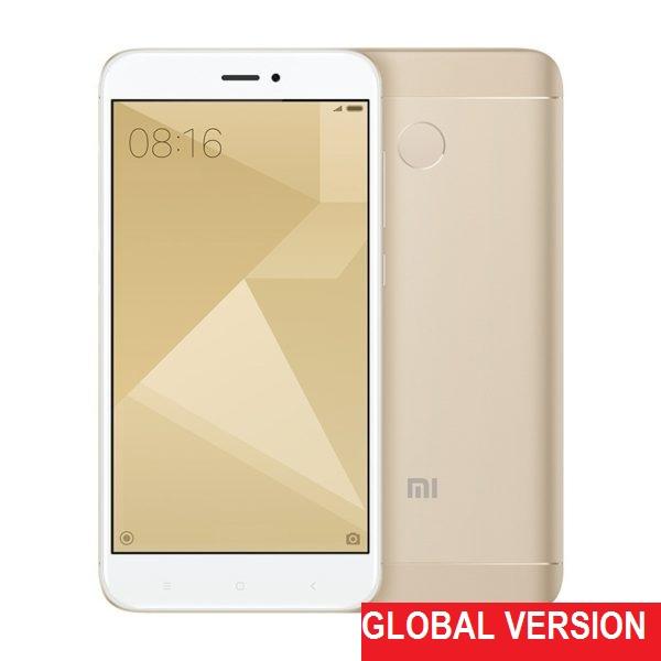 Xiaomi Redmi 4X 3GB+32GB (Gold) Международная версия