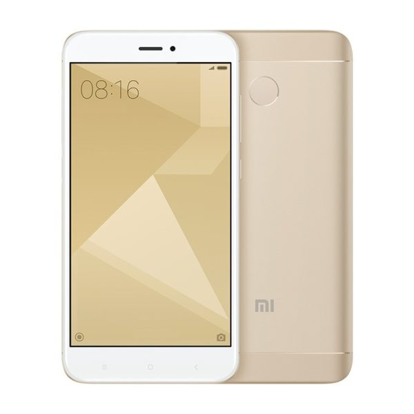 Смартфон Xiaomi Redmi 4X 2GB+16GB (Gold)