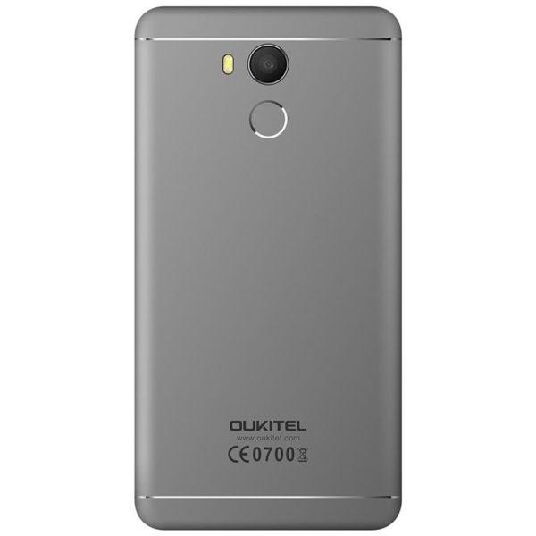Oukitel U15 Pro Серый