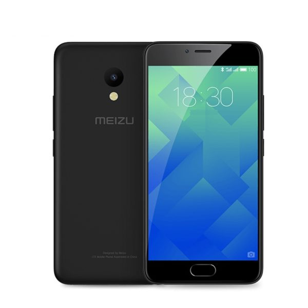 Смартфон Meizu M5 32Gb Black (Глобальная версия)