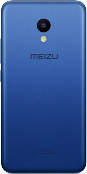 Смартфон Meizu M5 32Gb Blue (Глобальная версия)