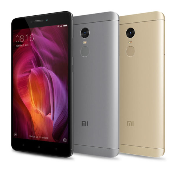Xiaomi Redmi Note 4 64Gb+4Gb Black (Global Version Snapdragon 625)