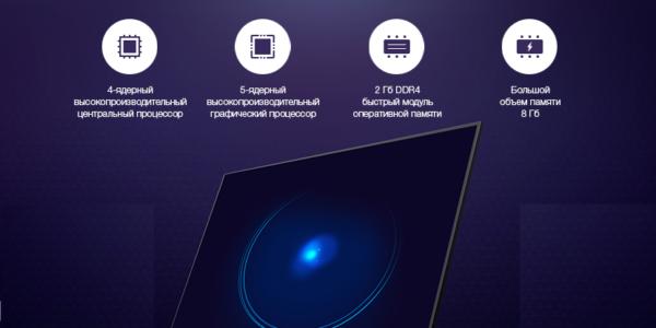 Телевизор Xiaomi Mi TV 4a 2GB+8GB (49 дюймов)