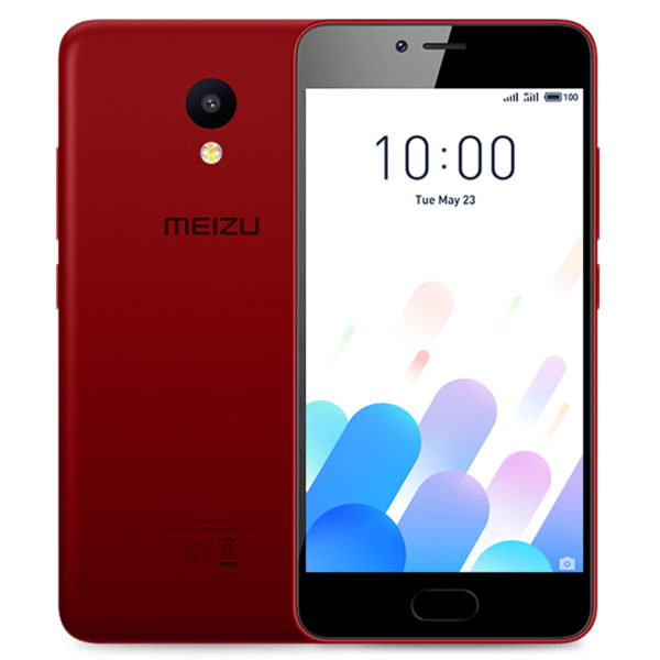 Meizu M5C 2+16Gb Red (International version)