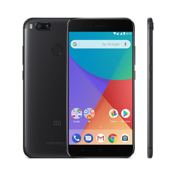 Xiaomi Mi A1 4-64 Gb (Black) Global Version
