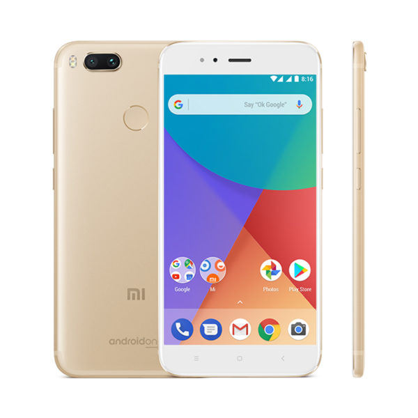 Xiaomi Mi A1 4-64 Gb (Gold) Global Version