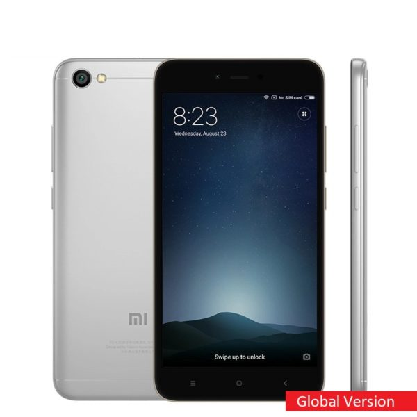 Смартфон Xiaomi Redmi Note 5A 2/16GB Global Version (Серый)