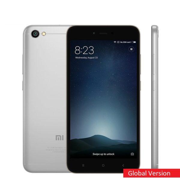 Смартфон Xiaomi Redmi Note 5A 2/16GB Global Version (Серый)