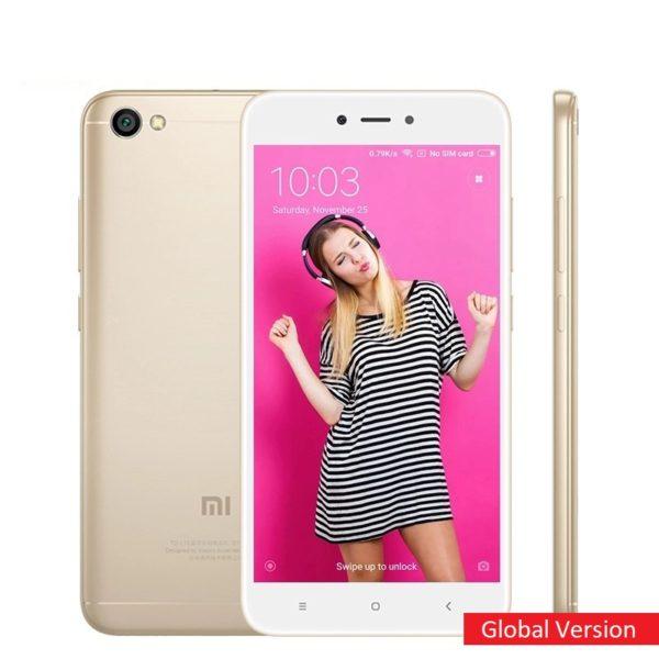 Xiaomi Redmi Note 5A 2/16GB Global Version (Золотой)
