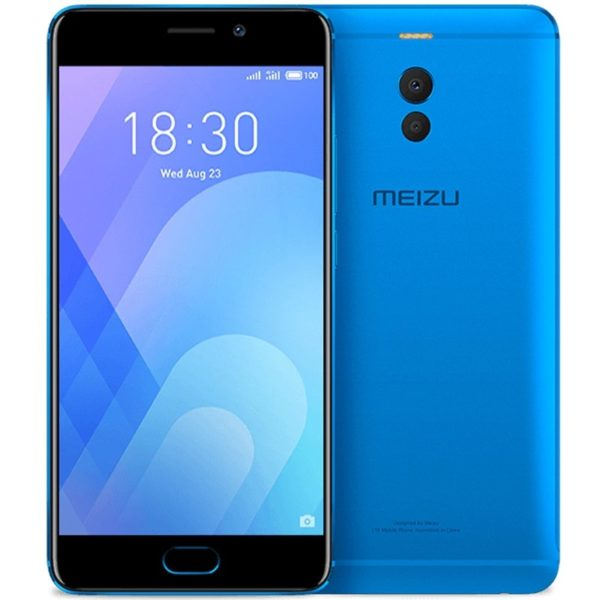 Смартфон Meizu M6 Note 3/32GB Global Version (Синий)