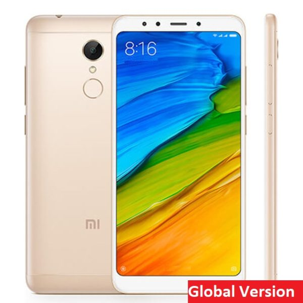 Смартфон Xiaomi Redmi 5 Plus 32Gb (Global Version) Золотой