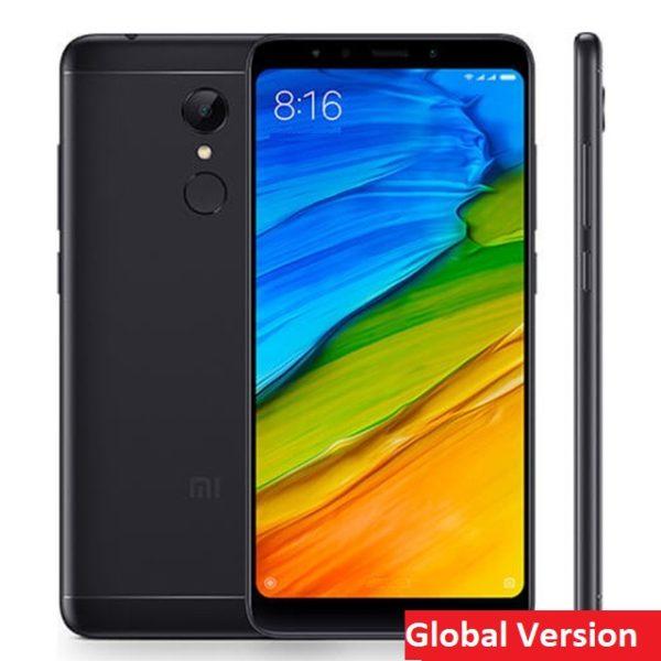 Смартфон Xiaomi Redmi 5 Plus 32Gb (Global Version) Черный