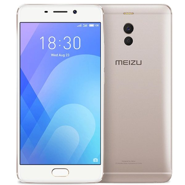 Смартфон Meizu M6 Note 3/32GB Global Version (Золотистый)
