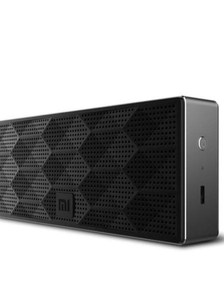 Портативная колонка Xiaomi Mi Square Box Черная