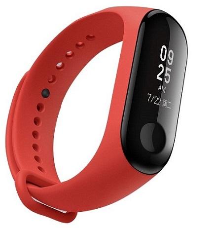 Фитнес браслет Xiaomi mi band 3  (Копия)